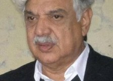 Govt appoints Iqbal Zafar Jhagra as new Governor KP
