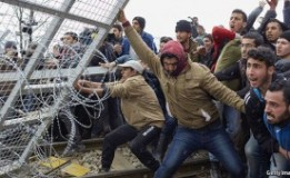 Refugees in Greece: Rising tide
