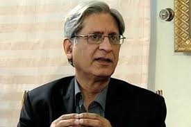 PPP to join Islamabad  'lockdown' if govt  'tortures' political workers: Aitzaz