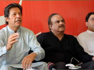 Accountability should begin from PM: Imran