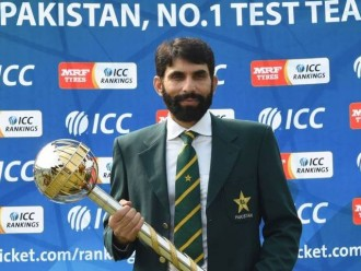 Misbah urges politics should not affect Pak-India cricketing ties