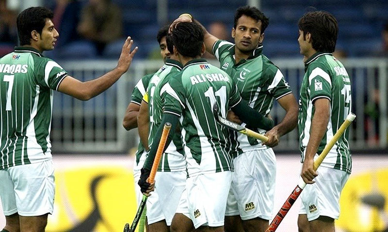 Pakistan To Appear In World Hockey League Daily Nht