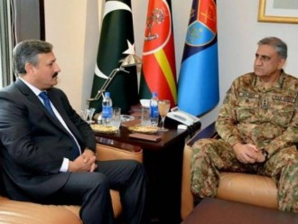 COAS lauds role of ISI in strengthening national defence