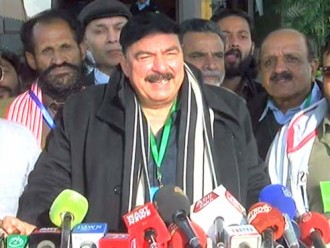 Govt failed to  present money trail in the court: Sh Rasheed