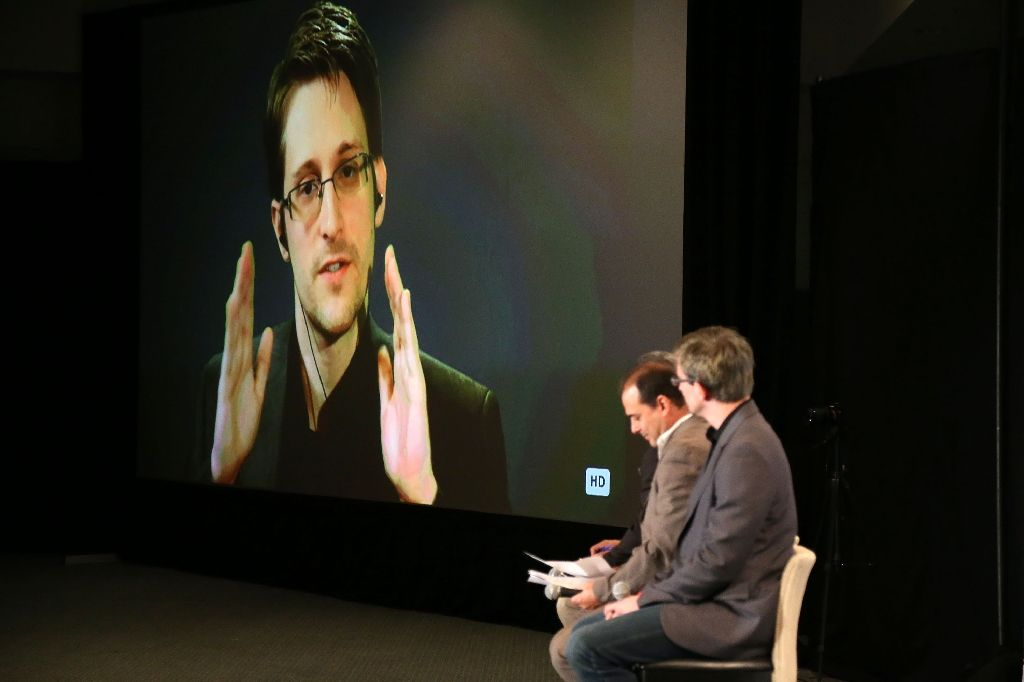 a response regarding snowden and his actions of espionage