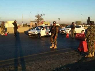 Army, Rangers establish check points at M1, M2 Motorway: ISPR