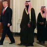Saudi Arabia's Plan to Win Over the White House
