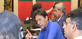 Panama case indefensible for Sharif family: Imran Khan