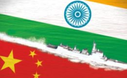 Looking at a Sino-India clash in a few years