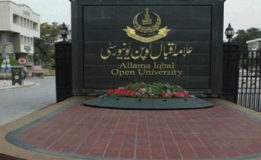AIOU to provide free education to prisoners, disabled & drop-out students