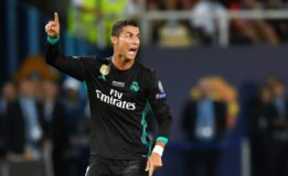 Ronaldo nominated  for FIFA player award