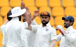 India smash SL to sweep Test series