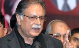 Establishment designed  conspiracy, alleges Pervaiz Rashid
