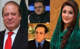 Sharif family not to appear before NAB till verdict on review petitions