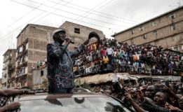 Kenya's Odinga mulls next move on disputed election
