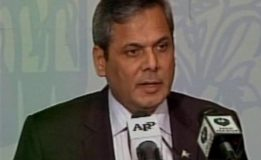 India doing terrorism in Pakistan &  other countries: Nafees Zakaria