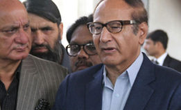 Nawaz policy to defame army, judiciary not to work: Shujaat Hussain