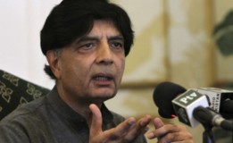 PM should stop 'embarrassing' Pakistan with his statements: Nisar