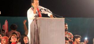 Zardari must be sent to jail for corruption: Imran Khan