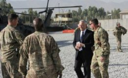 No Indian troops in Afghanistan  because of Pakistan: US Defence Secretary