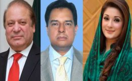 NAB references: Nawaz, Maryam, Safdar to be indicted today