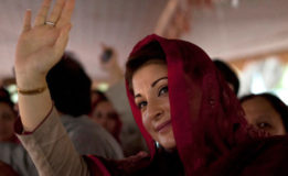 5 media cell members of Maryam held for launching anti-Army, anti-judiciary campaign
