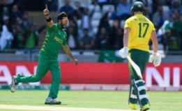 Pakistan, South Africa may play series later this year