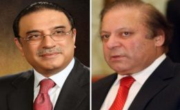 Nawaz is playing a dangerous game, says Asif Zardari