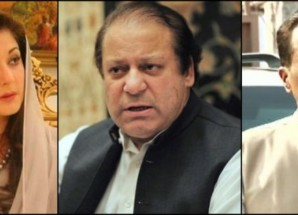 Nawaz Sharif, Maryam  and Safdar indicted in  corruption cases