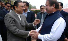 Zardari again refuses to join hands with Nawaz