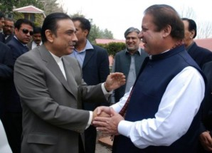Zardari again refuses to join hands with Nawaz