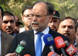 Govt can get rid of Faizabad protesters within three hours: Interior Minister