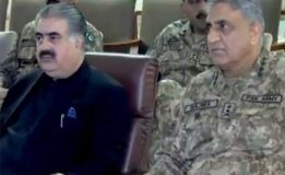 Army will  support federal & Balochistan govts initiatives: COAS