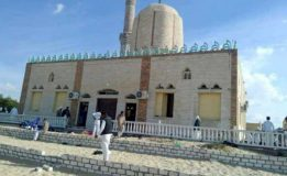 Over 235 worshippers die as Egypt mosque attacked