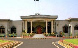 IHC adjourns  hearing of Faizabad sit-in case