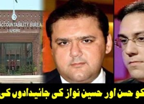 NAB Lahore for placing Hasan, Hussain's names on ECL