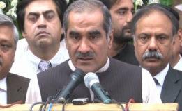 Zardari will be responsible if polls get delayed: Saad Rafique