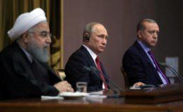 Syria war, Sochi peace