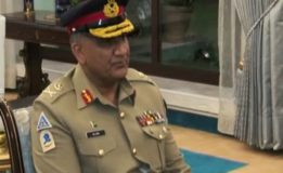 Army Chief lauds training standards at Quetta military school