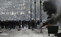 Trump's Jerusalem move  triggers unrest in Palestsine