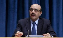 India must stop crimes against humanity in held Kashmir: Masood Khan