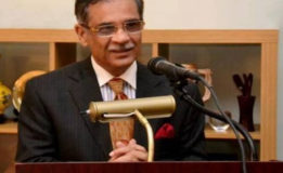 After arrival in Karachi I realised there is no discipline in Sindh: CJP