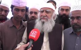 Pir Sialvi defers his demand for Rana Sanaullah's resignation
