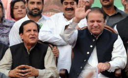 Sharifs discuss re-entry of Javed Hashmi in PML-N