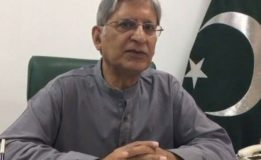 Only Parliament  has authority to  amend lifetime  disqualification  law: Aitzaz Ahsan
