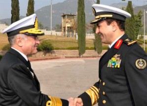 Commander Royal Saudi Naval Forces meets Chief of the Naval Staff; Signifies bilateral  collaboration between Pakistan and KSA