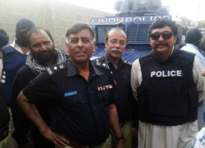 Committee decides to arrest SSP Rao Anwaar and other officers