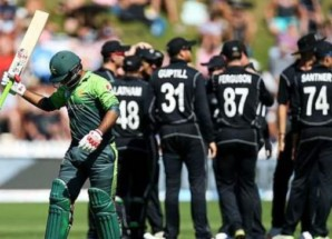 Pakistan batting woes continue  as New Zealand win 1st T20