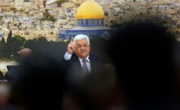 Palestinians seek EU  support as row with U.S persists