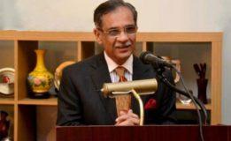 SC has no jurisdiction to interpret election law in Islamic context: CJP